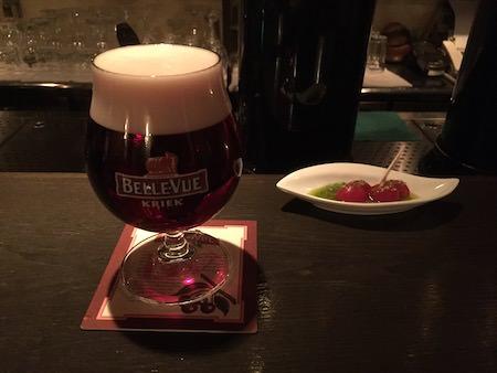 ベルギービールの写真