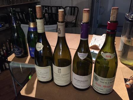 高級ワインの写真