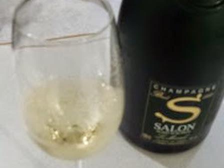 シャンパン『サロン』の写真