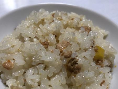 川俣シャモ 洋風たき込みご飯の素写真2