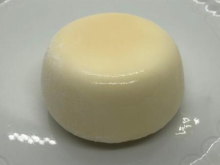 サザンカンフォートをアイスクリームにかけた写真