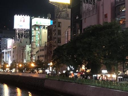 博多の屋台写真