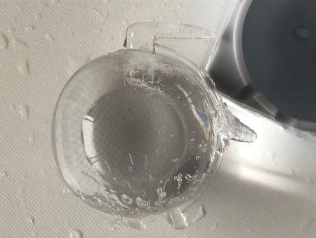 ドウシシャの丸氷製氷器作り方写真10