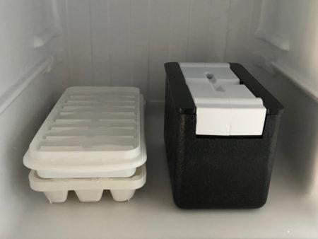 ドウシシャの丸氷製氷器作り方写真4