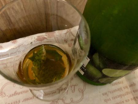 バカルディエイトのいろんな飲み方を試している写真9